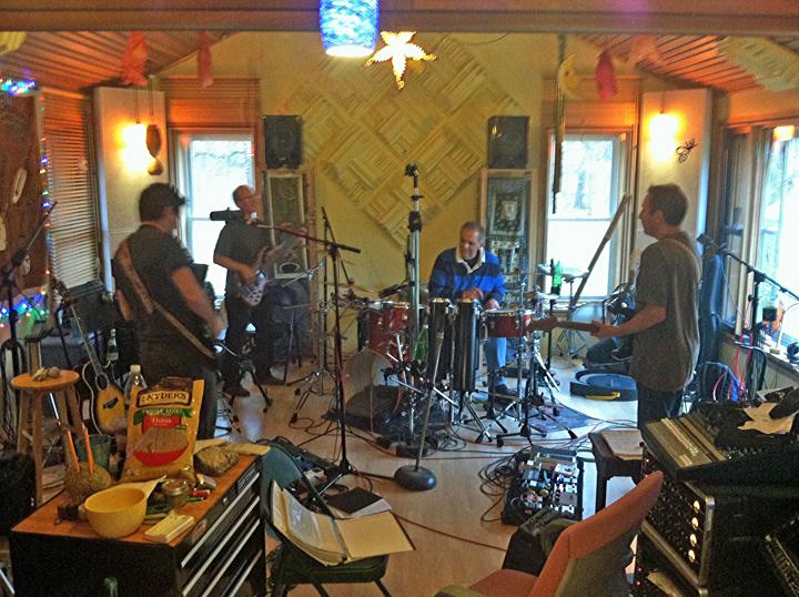 jeff chitouras   undertheradar recording
